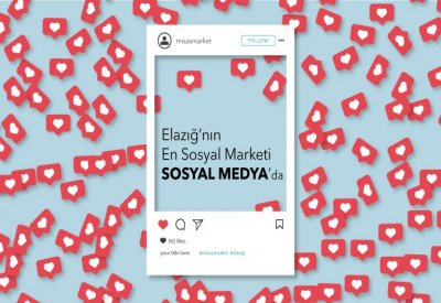 En Sosyal Market; MİSAŞ MARKET