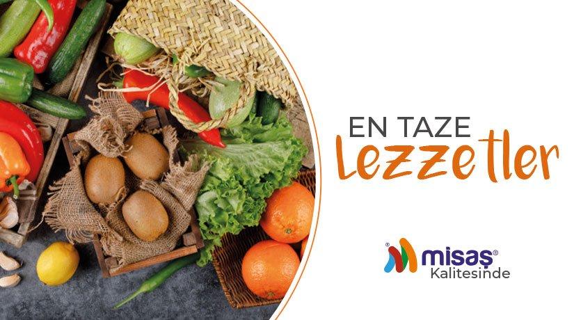 En Taze Lezzetler